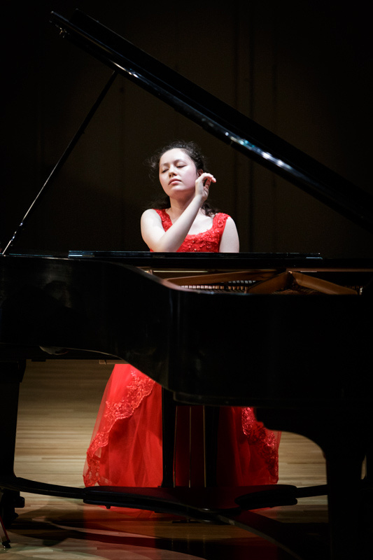 Stephanie Ding Draughon, Stars of the Academy, Concert II