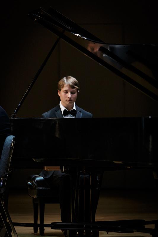 Victor Shlyakhtenko, Stars of the Academy, Concert II