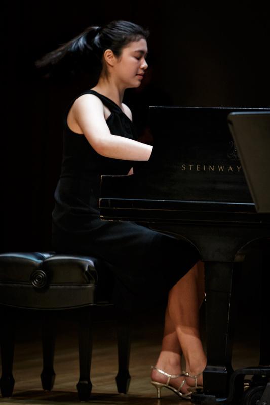 Avery Gagliano, Stars of the Academy, Concert II